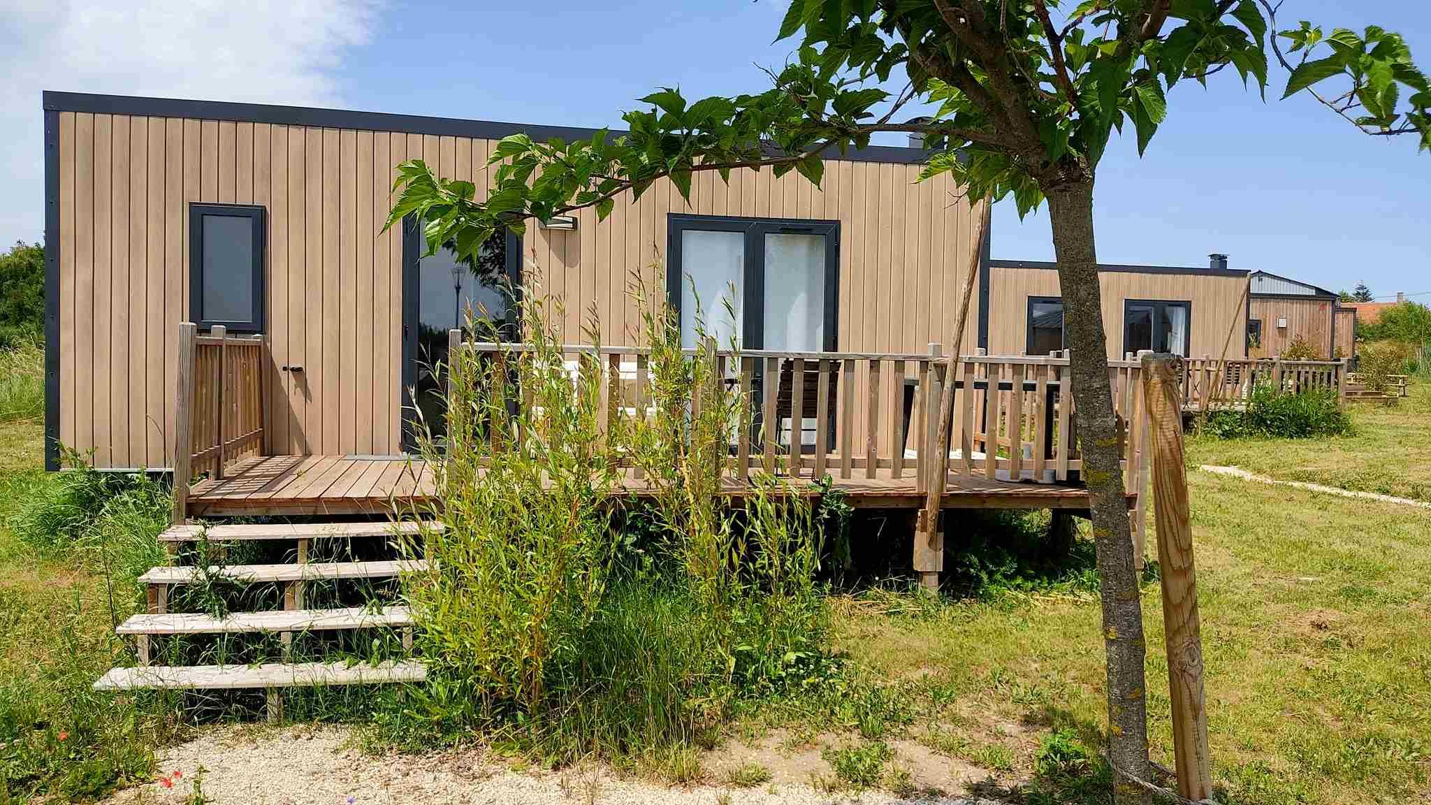 location mobil home confort chambord